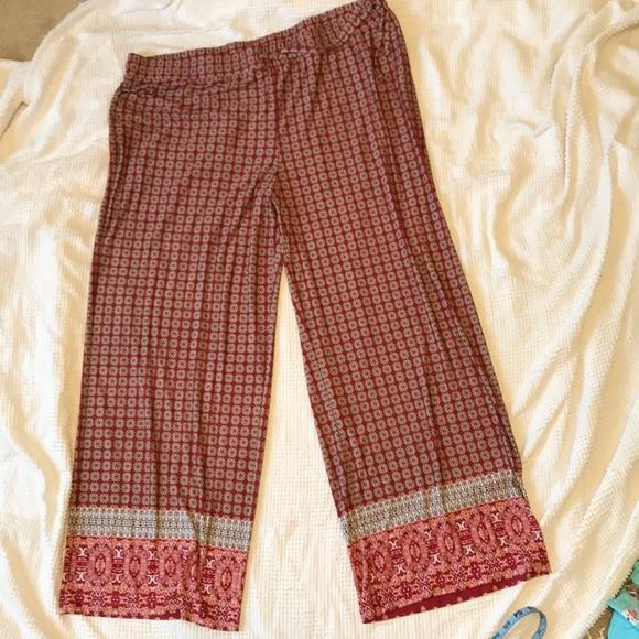 Roz Ali Intimates Sleepwear Plus Size Lounge Pants Poshmark